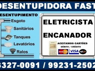 DESENTUPIDORA 3327-0091 NO Botafogo em campinas,