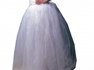 Leve por 399. Vestido de noiva silhueta perfeita