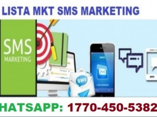 Lista Celulares Sms Marketing 2019