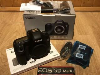 Comprar nova marca Canon eos 5d Mark III