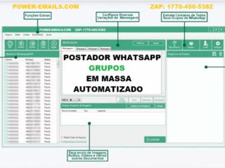 Envios Em Massa Whatsapp Grupos 2020