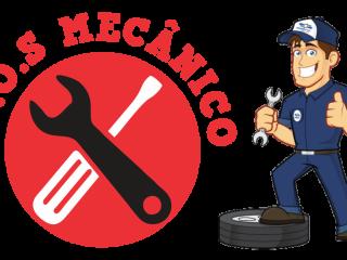 SOS Mecânico serviços automotivos 24 horas auto socorro