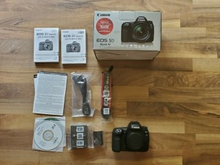 Vender Canon EOS 5D Mark IV