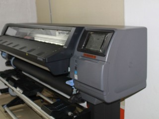 Impressora HP Látex 365 Plotter