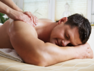 Massagem e Depilação Masculina