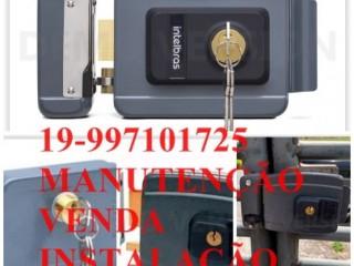 Manutenção e instalação de fechadura eletrônica e interfone Campinas 997101725 / 32031725