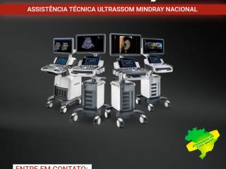 ASSISTÊNCIA TÉCNICA ULTRASSOM MINDRAY ATENDIMENTO NACIONAL