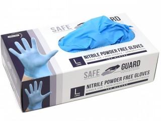 Luvas descartáveis de nitrilo, luvas de exame de nitrilo para venda