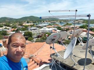 Marcio instalaçoes de antenas sky oi claro vivo digital e tambem vendemos sky pre pago