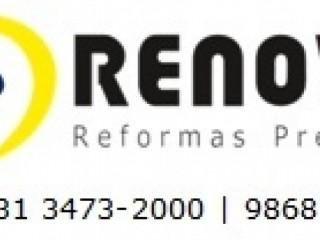Reposição de Pastilhas e Cerâmicas Fachada Renovo Belo Horizonte MG Brasil