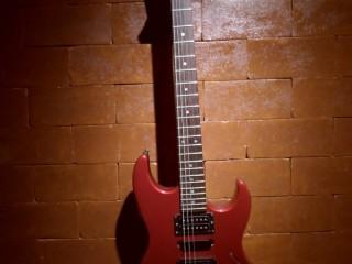 Guitarra Fender Squier Japonesa Anos 90 Fr 212 Raríssima