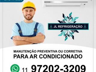Manutenção Preventiva de Ar Condicionado02632-000