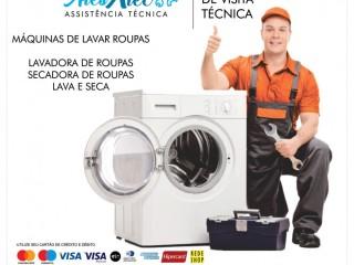 Serviços de manutenção na sua Lavadora de roupa