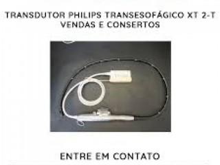 TRANSDUTORES TRANSESOFAGICOS, VENDAS E MANUTENÇÃO