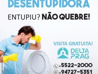 Serviços de desentupimento em São Paulo