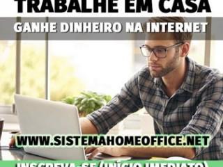 Renda Extra - Trabalhe em Casa