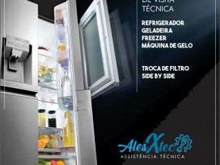 Assistência para Refrigerador no Pacaembu