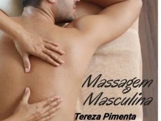 Massagem relaxante para homens