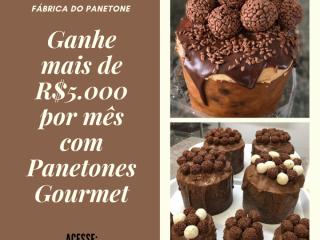 GANHE MUITO DINHEIRO VENDENDO PANETONE GOURMET