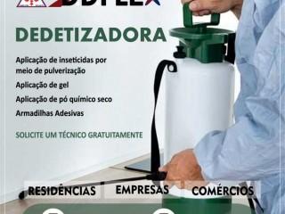 Dedetizadora no Rio de Janeiro sem cheiro