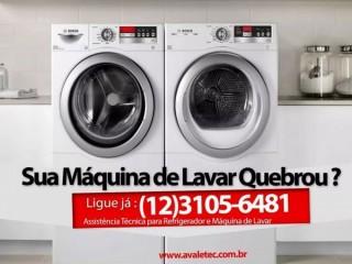 Conserto Máquina de Lavar Roupa São José dos Campos