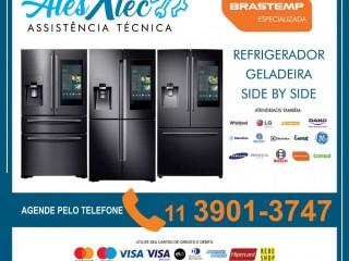 Consertos e reparos em geladeiras Jardim Carlu