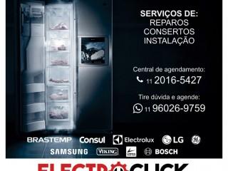 Manutenção para refrigerador na Aclimação