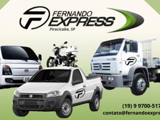 Fretes e transportes expressos em Piracicaba