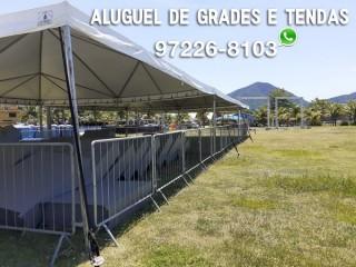 ALUGUEL DE GRADES RIO DE JANEIRO -CAMPO GRANDE - BARRA DA TIJUCA, NITEROI, ILHA DO GOVERNADOR