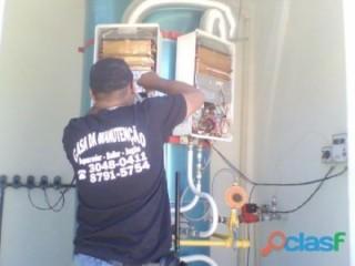 Conserto de aquecedor na Barra da tijuca.RJ