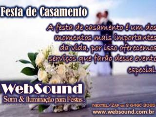 Dj Som para Festa Casamento - Rio de Janeiro