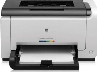 Impressora HP Laserjet Color CP1025