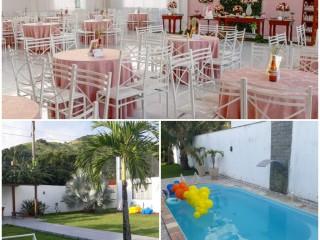 SALÃO DE FESTAS - ESPAÇO LUAR DA PRATA 97226-8103 CAMPO GRANDE RIO DE JANEIRO