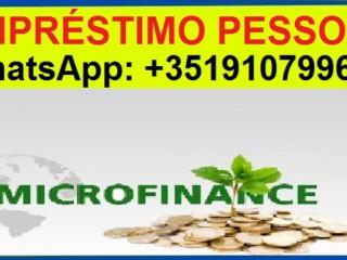Oferta de Crédito ou Microcrédito,WhatsApp: +351910799662