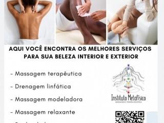 Massagem e Terapia Holística