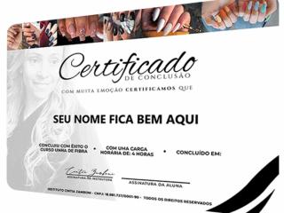 UNHAS DE FIBRA