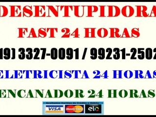 Desentupidora 3327-0091 No Jardim Aurélia em Campinas